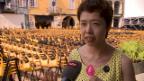 Video «Weltpremiere am Lago Maggiore» abspielen