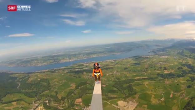 Video «Schweiz aktuell vom 27. Mai 2013» abspielen