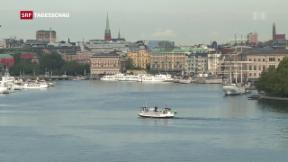 Video «Spannende Wahl in Schweden» abspielen