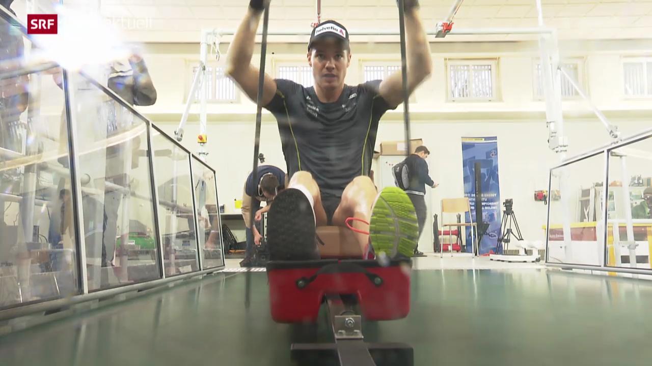 Langlauf: Dario Cologna spricht über sein Heilungsverlauf
