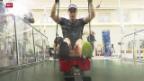 Video «Langlauf: Dario Cologna spricht über sein Heilungsverlauf» abspielen