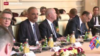 Video «Beratung der EU-Innenminister» abspielen
