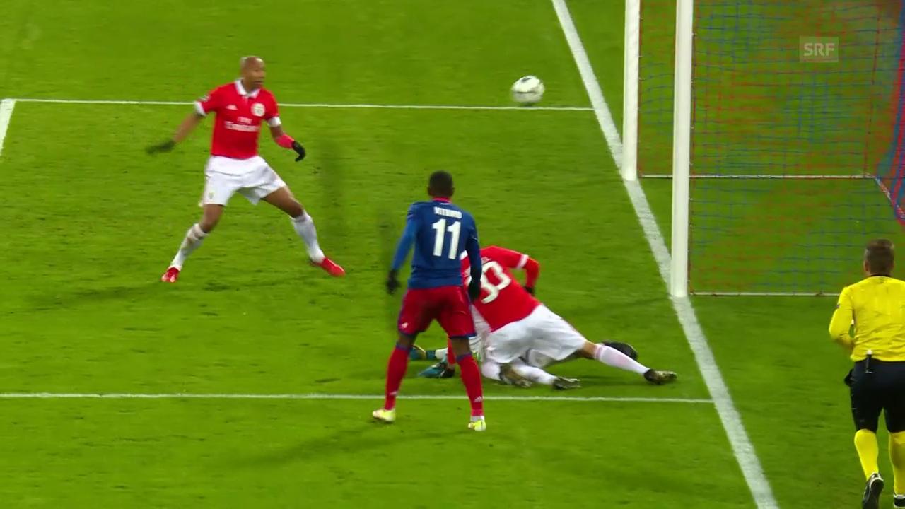 Moskau schlägt das noch immer punktelose Benfica