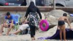 Video «Burkini-Verbot in Frankreich wurde aufgehoben» abspielen