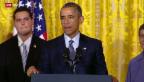 Video «Obama verschärft Klima-Ziele» abspielen