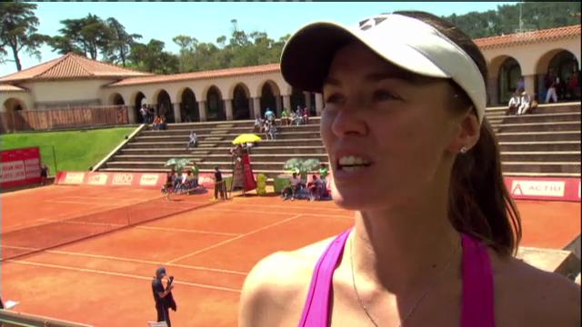 Interview mit Martina Hingis (englisch)