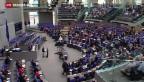 Video «Deutschland: Mindestlohn und Rentenalter 63» abspielen
