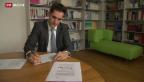 Video «Detailhandel bricht ein» abspielen