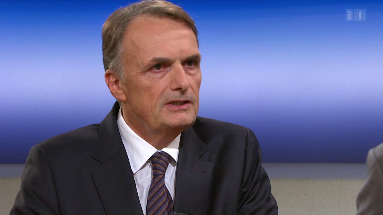 SEM-Direktor Gattiker zum Umgang mit Migranten aus Eritrea
