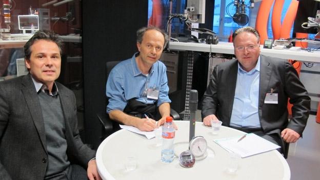 Die Kandidaten im Streitgespräch (Hans-Peter Künzi, 7.2.2013)