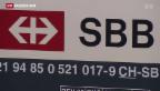 Video «SBB plant grossen Fahrplanwechsel» abspielen