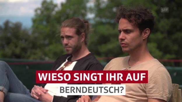 Video «Berner rocken auf dem Gurten» abspielen