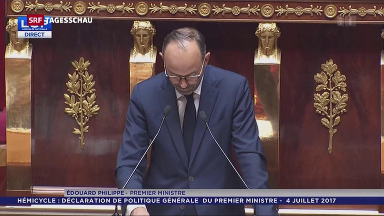 Das Reformprogramm der französischen Regierung