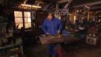 Video «Lowtech: Kleiderbügel» abspielen