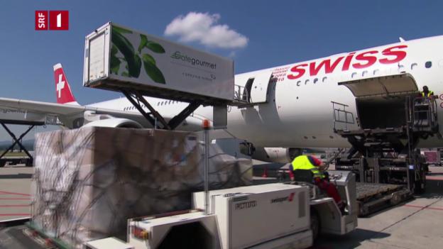 Video «CHAK Flughafen Zürich vom 05.10.2013» abspielen
