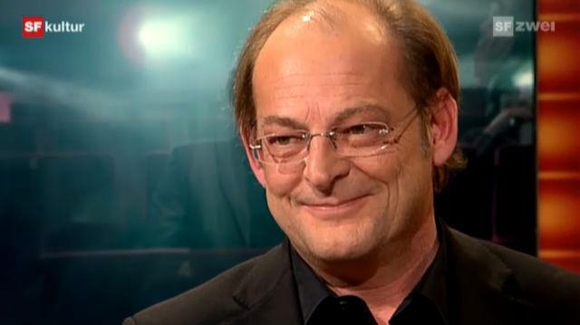 Ivo Kummer zu Gast bei «Box Office»