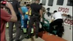 Video «Schiffshavarie vor Lampedusa» abspielen