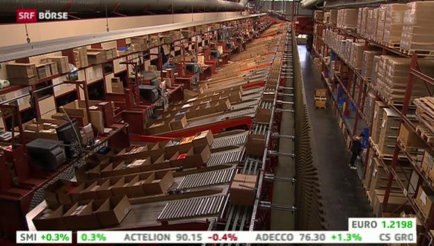 Video «SRF Börse vom 06.03.2014» abspielen