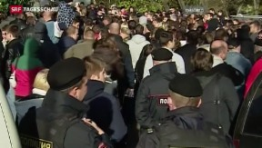 Video «Die Moskauer Volksseele kocht» abspielen