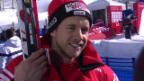 Video «Ski: WM 2015 Vail/Beaver Creek, Super-G Männer, Mauro Caviezel im Interview» abspielen