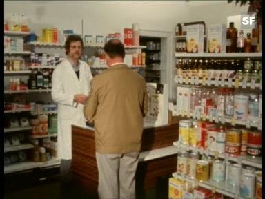 Verkaufsschlager Valium und Librium («Antenne» vom 12.06.1973)