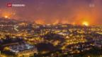 Video «Brände in Portugal breiten sich aus» abspielen