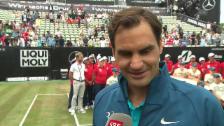 Link öffnet eine Lightbox. Video Wo schauen Sie das Spiel der Nati, Roger Federer? abspielen