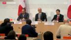 Video «Bersets Gegenvorschlag zur Einheitskasse» abspielen