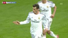 Video «Fussball: Gareth Bale ist in Madrid angekommen («sportlive», 25.02.2014)» abspielen