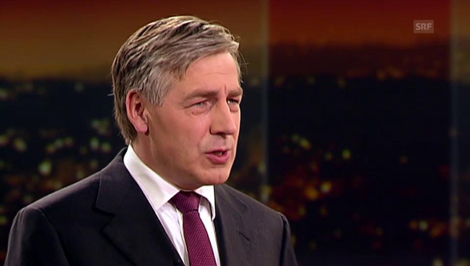 Einschätzung von Klaus Wellershoff, Ökonom