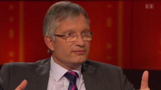 Video «Roland A. Müller: Direktor Arbeitgeberverband» abspielen