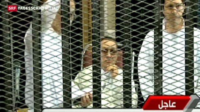 Mubarak erneut vor Gericht