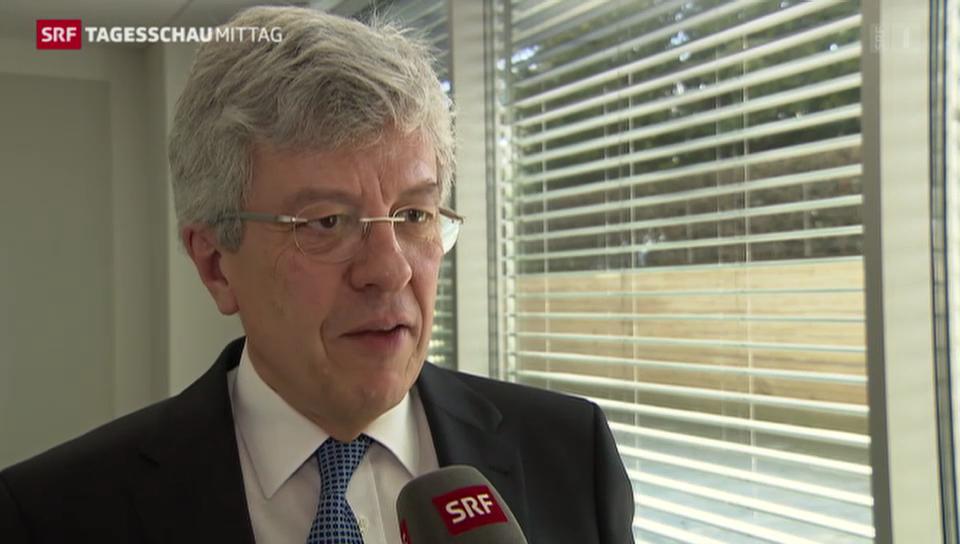 Swiss Re profitiert von ruhigem Jahr