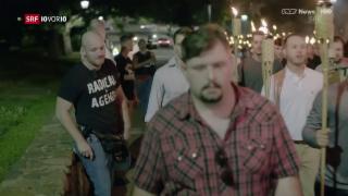 Video «FOKUS: Ultrarechte in den USA» abspielen