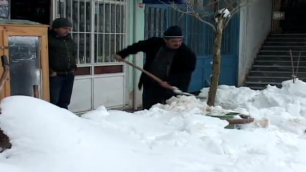 Video «Schnee in der Türkei» abspielen