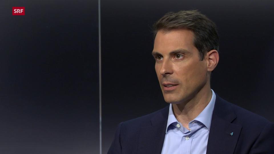 Wie Thierry Burkart den Abwärtstrend der FDP stoppen will – das Interview