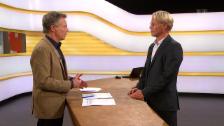 Video «Studiogespräch mit Peter de Haan» abspielen