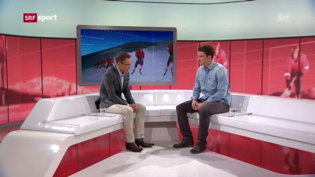 Roman Josi über die WM in Stockholm
