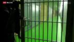 Video «Mehr Plätze für psychisch kranke Häftlinge» abspielen