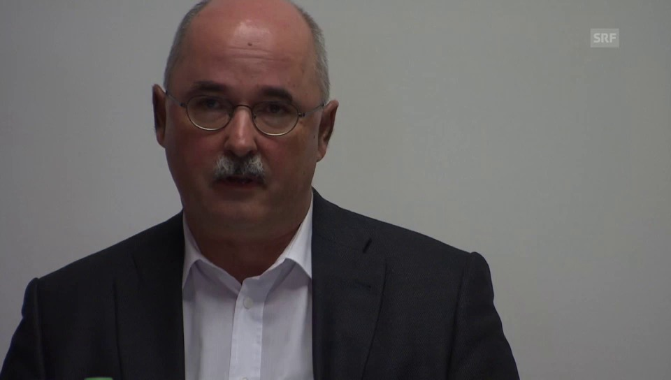 Thomas Manhart, Leiter Justizvollzug, zum Suizid.