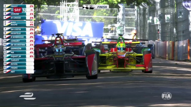 Video «Formel E: GP in London» abspielen
