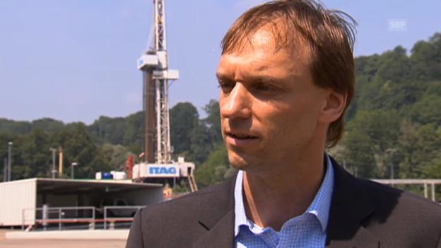 Video «Stefan Wiemer über die Zukunft der Geothermie-Projekte» abspielen