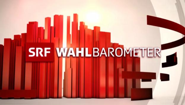 Video ««SRG-Wahlbarometer» mit Claude Longchamp» abspielen