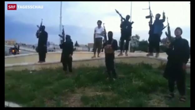 Video «Bundesrat macht Druck für IS-Verbot» abspielen