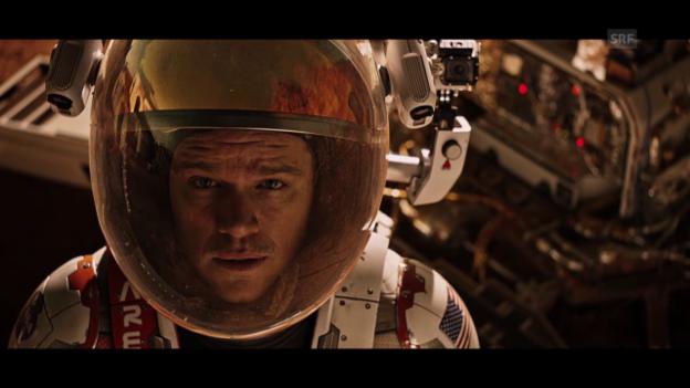 Video ««The Martian» – der Trailer» abspielen