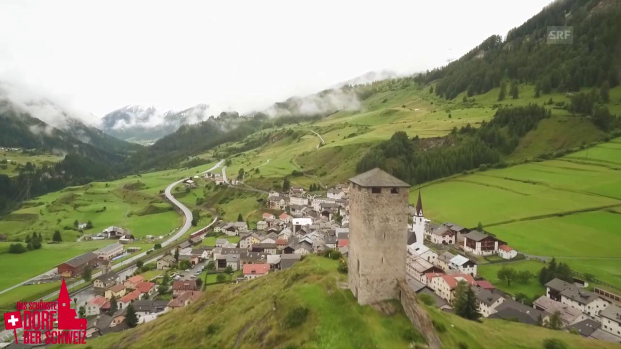 Dorfporträt: Ardez (GR)