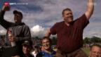 Video «Schwingen: Nordwestschweizerisches Fest in Zuchwil» abspielen