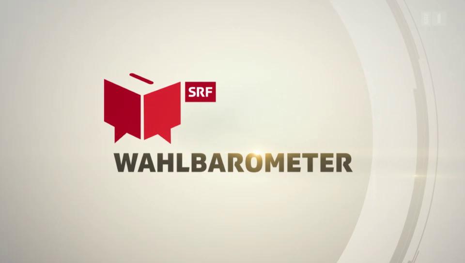 SRG-Wahlbarometer vom 24.06.2015