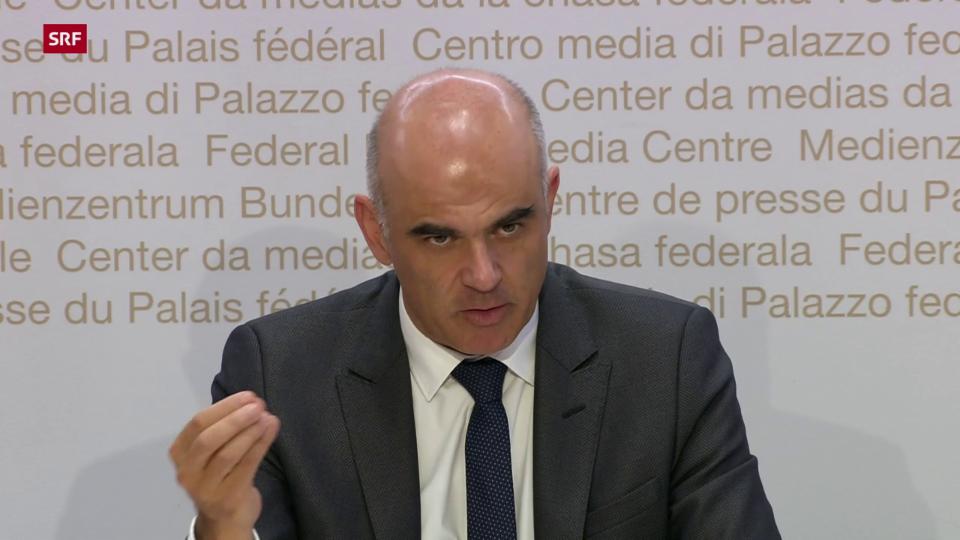Alain Berset: «Der 50-Franken-Gutschein war eine unkonventionelle Massnahme»
