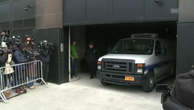 Video «L'Wren Scott tot in ihrer Wohnung aufgefunden» abspielen